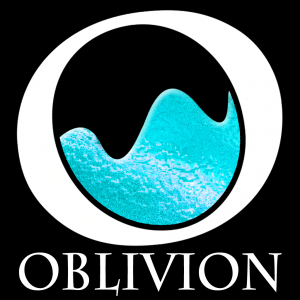 OBLIVION LOGO SQ base Black