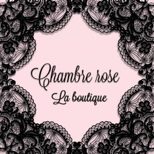 Chambre rose  la boutique logo